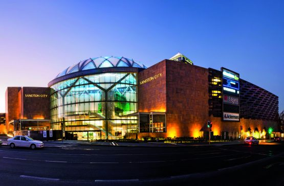 Sandton City, Liberty Two Degrees's flagship retail property asset 'recovered' to reporting turnover being down by just 1.5% in December. Image: Supplied