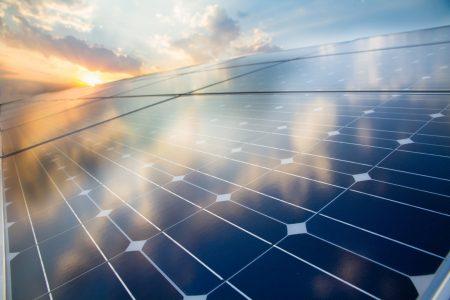 Solar-powered money