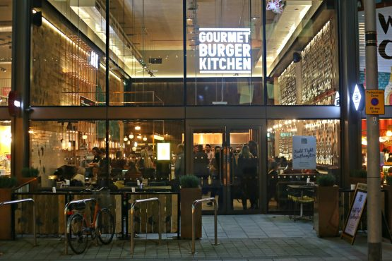 As expected, fast food group Famous Brands takes pain from its UK-based business Gourmet Burger Kitchen. Picture: Supplied