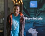 A young South African looking to shake up the tech scene in SA