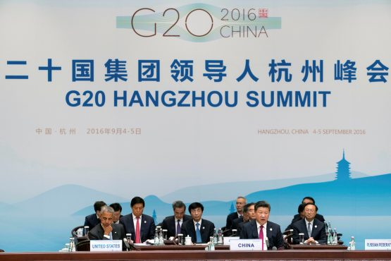 Obama, Putin Discuss Syria Cease-fire at G-20 in Hangzhou, China