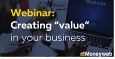 """WEBINAR: Creating """"value"""" in your business"""