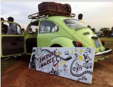 Soweto market showcases the talents of local creatives