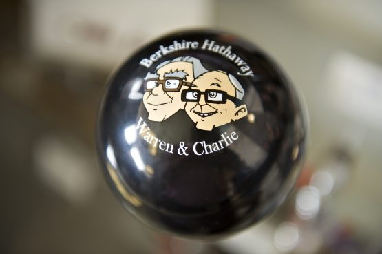 The Magic 8-Ball (a toy used for seeking advice) doesn't have any self-interest issues to deal with, but taking advice from Warren Buffett and Charlie Munger would no doubt be a safer bet. Photographer: Daniel Acker/Bloomberg