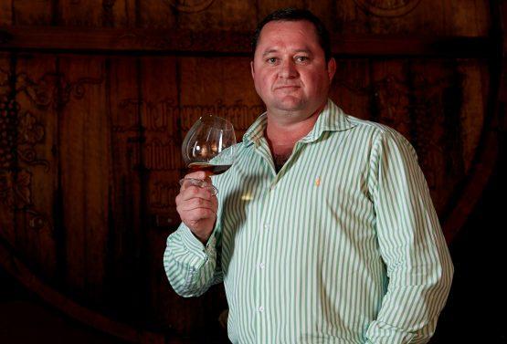 Pieter de Bod, KWV Master Distiller