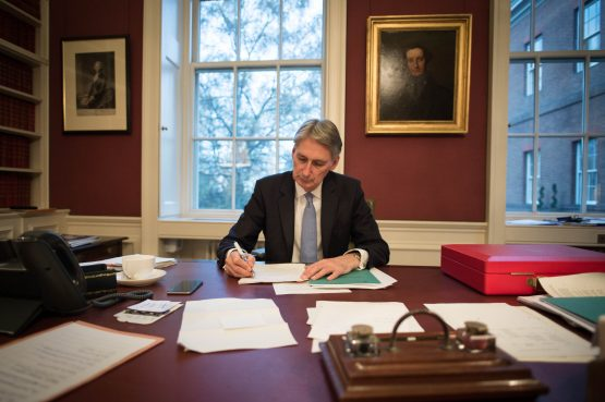 UK Chancellor of the Exchequer Philip Hammond willupdate forecasts for the British economy inhis Spring Statement. Picture: Reuters