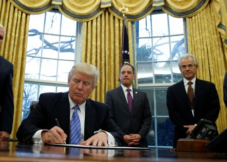 Trump's presidency is in serious trouble: EIU