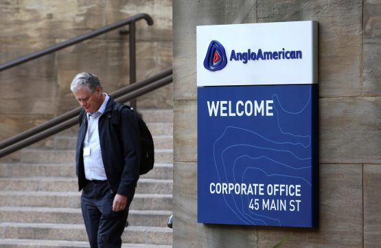 Anglo American Platinum's headline earnings surge to R3.89 billion for the 12 months through December. Picture: Bloomberg