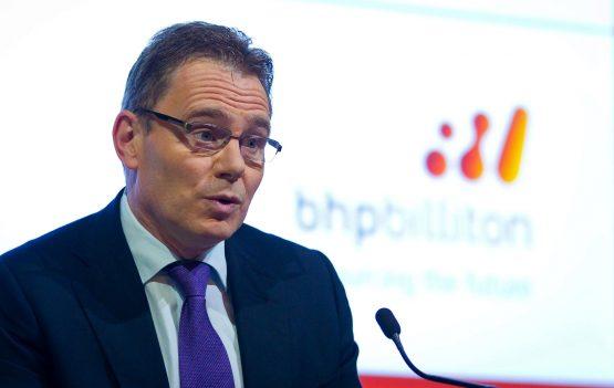 BHP CEO Andrew Mackenzie. Picture: Ian Waldie/Bloomberg