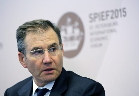 The economic viability of Glencore's Mutanda mine had deteriorated because of low cobalt prices, resulting in its closure, CEO Ivan Glasenberg says. Picture: Andrey Rudakov, Bloomberg