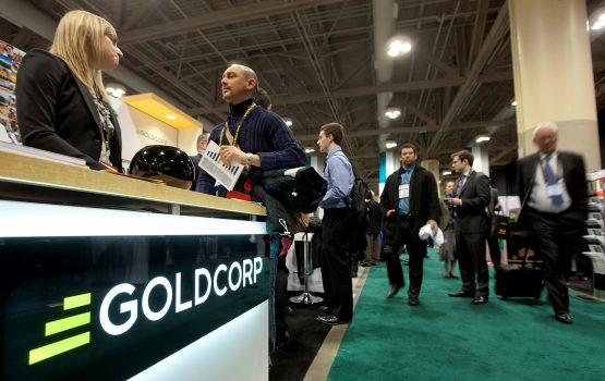 The deal will create a miner that exceeds Barrick-Randgold in scale. Picture: Bloomberg
