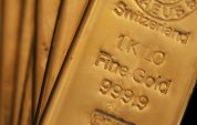Gold gains as dollar recoils in fading Trump rally