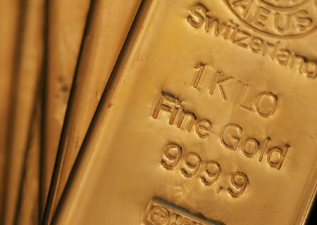 Gold set for second weekly gain