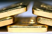 Gold Surges as investors wait for May's Brexit speech