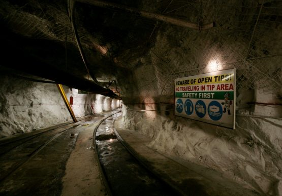 Chamber of Mines says safety initiatives must be accelerated. Picture: Bloomberg