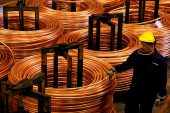 Copper is just a bystander in commodities' best start since 2008
