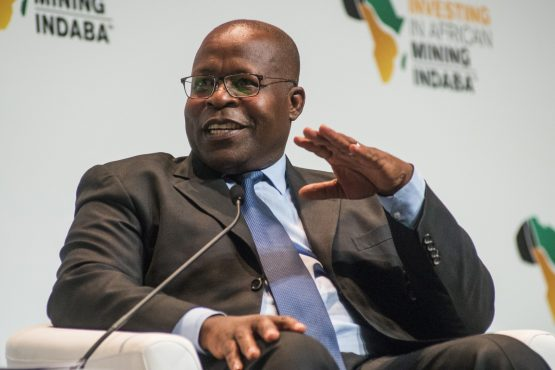 Lonmin CEO Ben Magara is struggling to satisfy banks and communities. Picture: Bloomberg