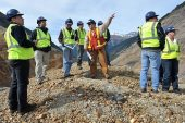 No time to rush deal on huge gold project