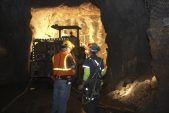 Mining output up in August