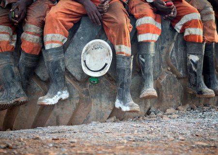 SA mining output down in November