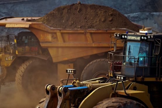 Citigroup expects iron ore fall to $53 next year. Picture: Bloomberg
