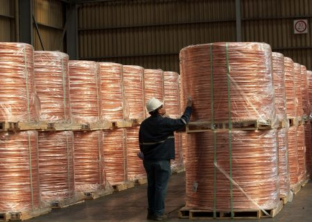 Copper collapses below $6 000 as investors flee from commodities