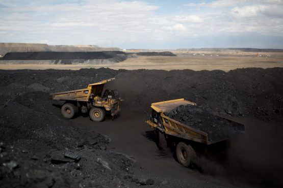 The coal mining project has been mired in controversy, and has been the subject of multiple legal and administrative challenges by environmental groups. Picture: Brent Lewin/Bloomberg