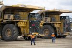 How did Anglo fare against BHP?