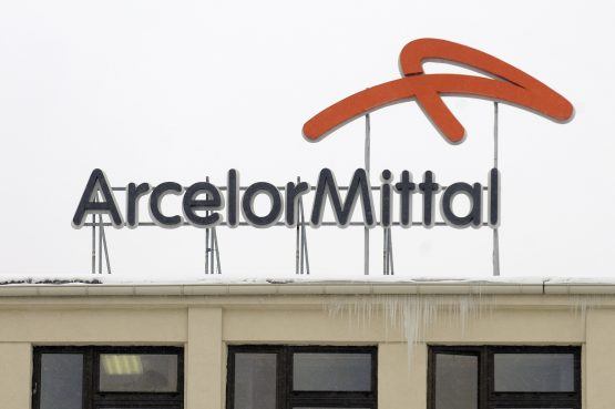 Arcelor Mittal is hoping to attract interest from both building materials producers and private equity firms for its construction business. Image: Vladimir Weiss, Bloomberg