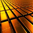 Gold dips on French election while security tensions support