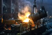 ArcelorMittal profit more than doubles as steel volumes rise