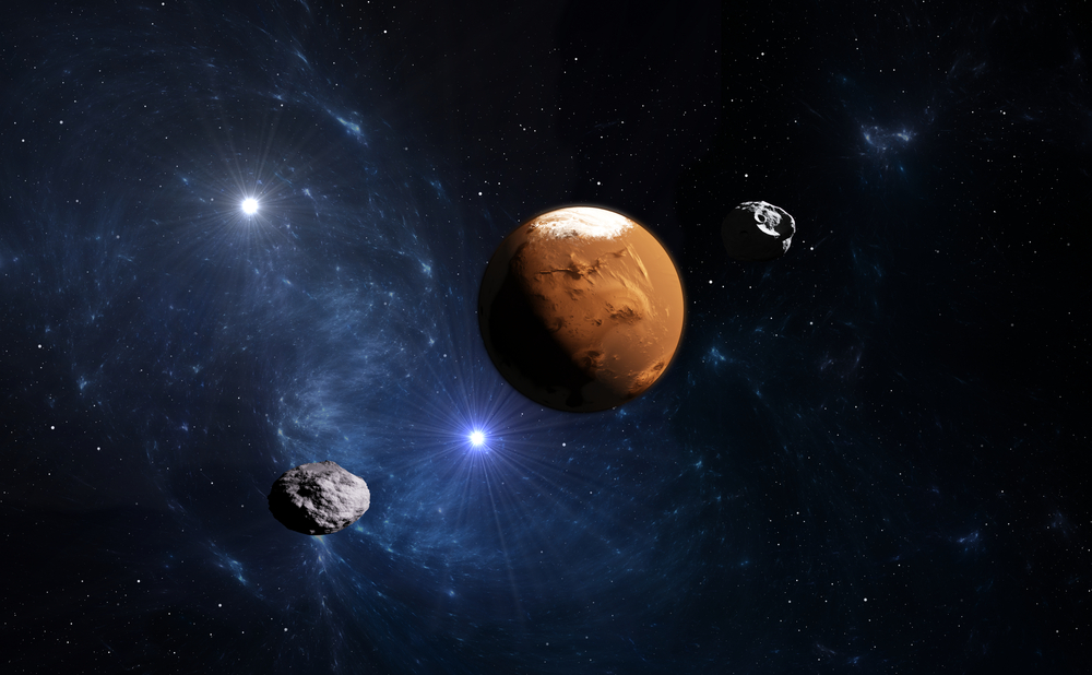 Mars to deliver out of the world investment returns?