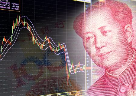China stocks fall for fifth session