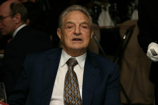 Investor George Soros has been implicated in the Paradise Papers leak. Picture: Shutterstock