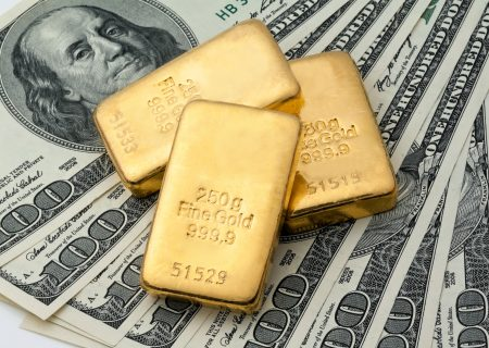 Gold seen jumping to $1 400 at Russian Bank on world tension