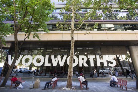 Woolworths said its interim headline earnings per share for the 26 weeks to December 24, 2017, was expected to fall as much as 17.5%. Photographer: Halden Krog/Bloomberg