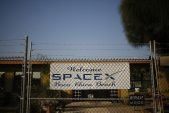 Elon Musk's SpaceX faces one last test before first astronaut flight