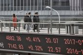 Asian shares rattled by rising US yields, cost worries