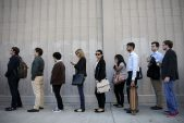 US weekly jobless claims fall to near five-month low
