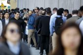 Jobless claims show tight US labour market even with increase