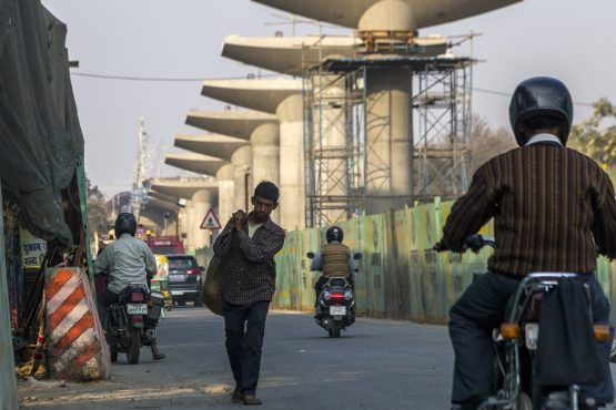 If global temperatures rise as predicted, the construction industry will account for about 19% of lost working hours, with the poorest countries in Southeast Asia and west Africa worst hit, ILO says. Picture: Prashanth Vishwanathan, Bloomberg