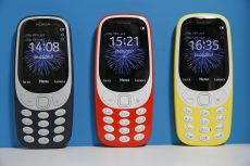 The classic Nokia 3310 is back, along with new smartphones