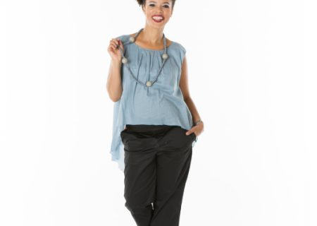 Mompreneur responds to need for no-fuss maternity wear