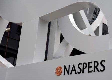 Naspers has outgrown the South African market