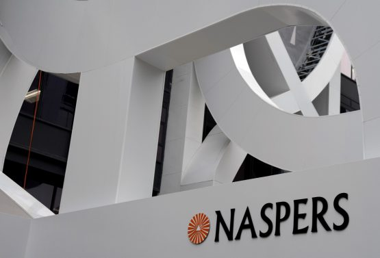 For every R100 you invest in avanilla top 40 ETF, R20 will buy Naspers. Picture: Bloomberg
