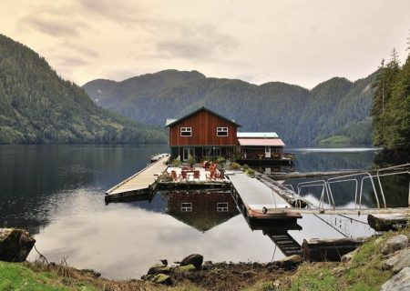 10 truly remote places where your boss can't track you down