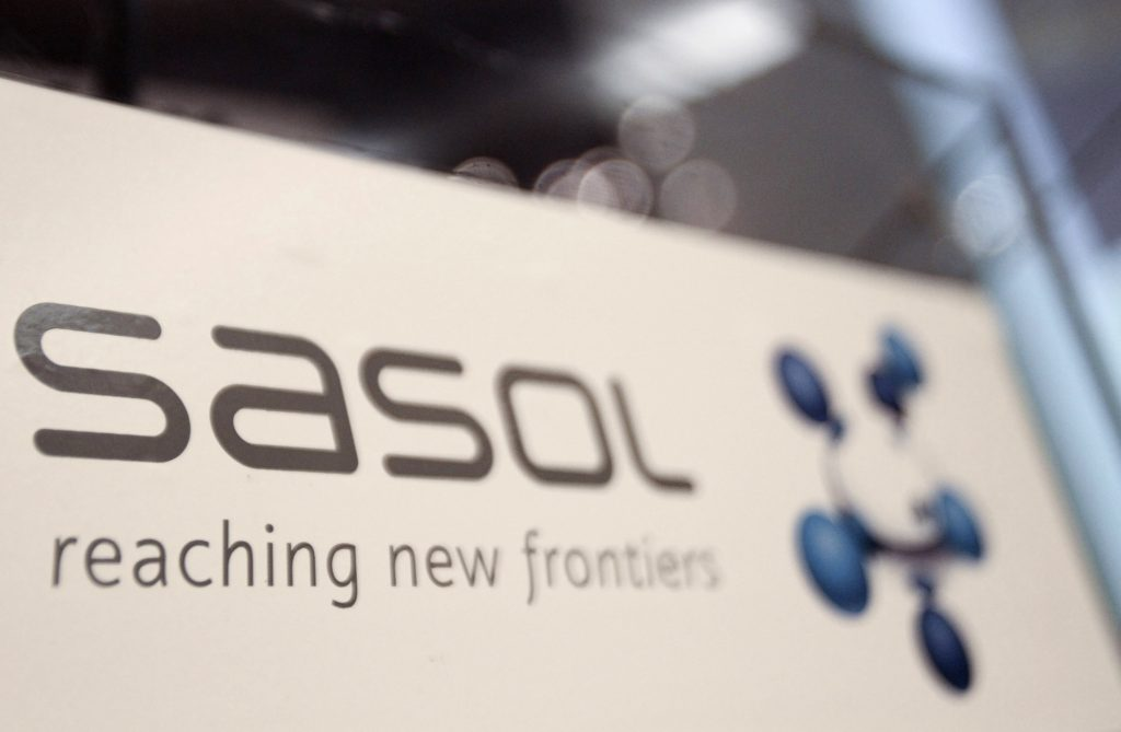 Sasol reviewing refinery upgrade, sale due to cleaner fuel law