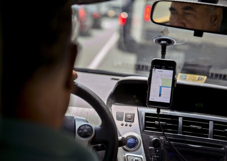 Uber can charge more in rich neighbourhoods