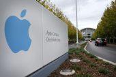 Apple falls as analyst report indicates weak iPhone 8 demand