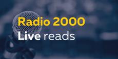 Radio 2000 – Live Read Spot Rate